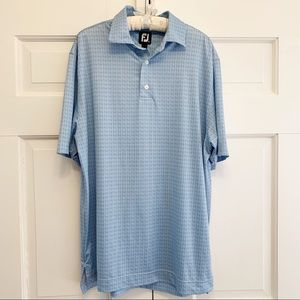 FootJoy Lightweight Golf Polo Shirt Size Medium